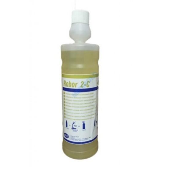 DESENGORDURANTE CONCENTRADO INODORO HACCP ROBOR 2C 1L
